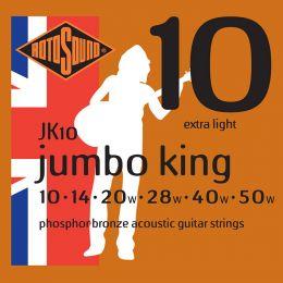Roto JK10 – 6 strun akust. [10-50] brąz fosforowy