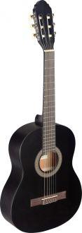 Stagg C430M BLK - gitara klasyczna 3/4
