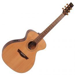 Vintage VE2000GG Gordon Giltrap, gitara elektroakustyczna