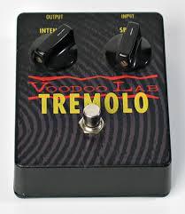 Voodoo Lab Tremolo, efekt gitarowy