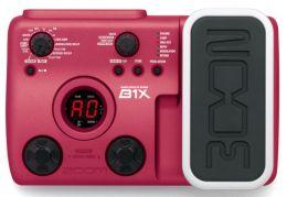 ZOOM B-1X,multiefekt basowy