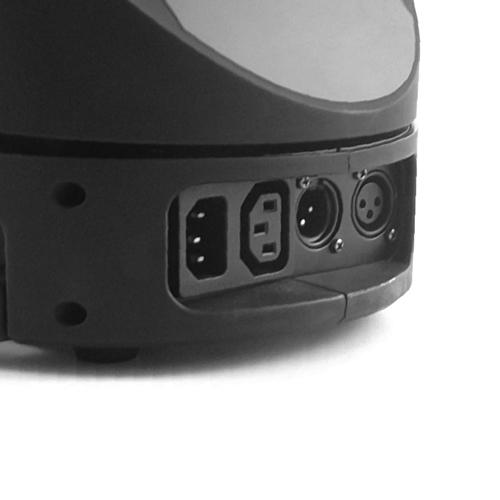 Flash- Butrym BEAM 60W LED Moving Head RGBW 4in1 Osram    -  MADE IN POLAND !!!