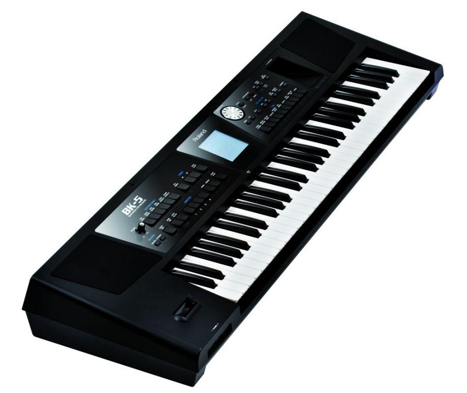Roland BK-5, keyboard, aranżer