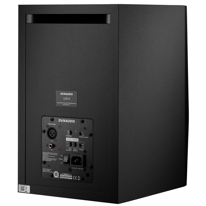 DYNAUDIO LYD 8 Black - Monitor aktywny