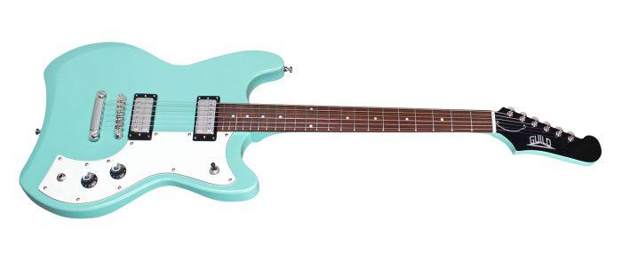 GUILD Jetstar, Seafoam Green - gitara elektryczna