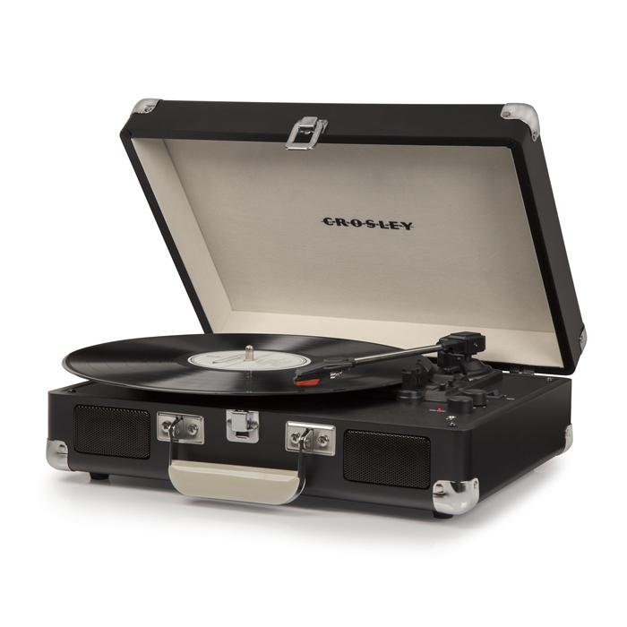 CROSLEY Cruiser De Chalkboard – Przenośny gramofon