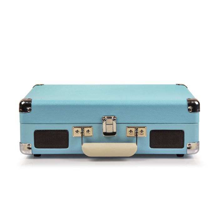 CROSLEY Cruiser Del Turquoise – Przenośny gramofon