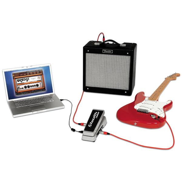 IK StealthPedal CS - Gitarowy kontroler/interfejs