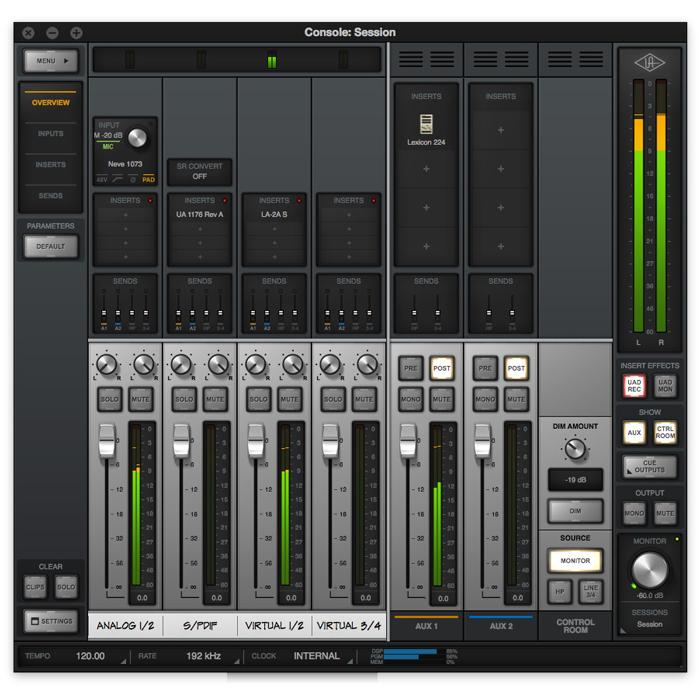 Universal Audio Apollo TWIN MKII SOLO - Interfejs audio