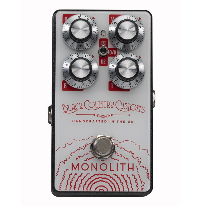 LANEY BCC-MONOLITH - Pedał Distortion