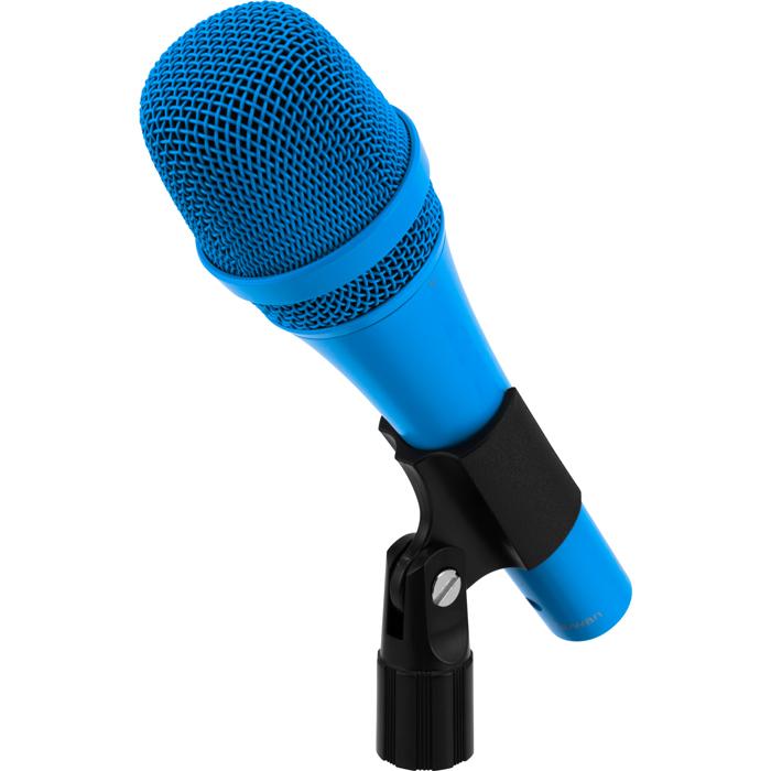 MXL POP LSM-9 niebieski - Mikrofon dynamiczny
