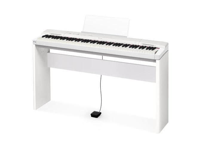 Casio PX-160 WE, pianino cyfrowe
