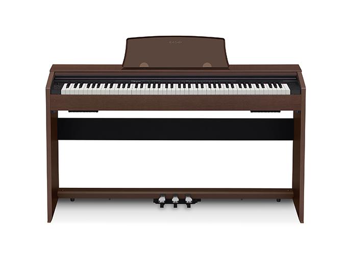 Casio PX-770 BN, pianino cyfrowe