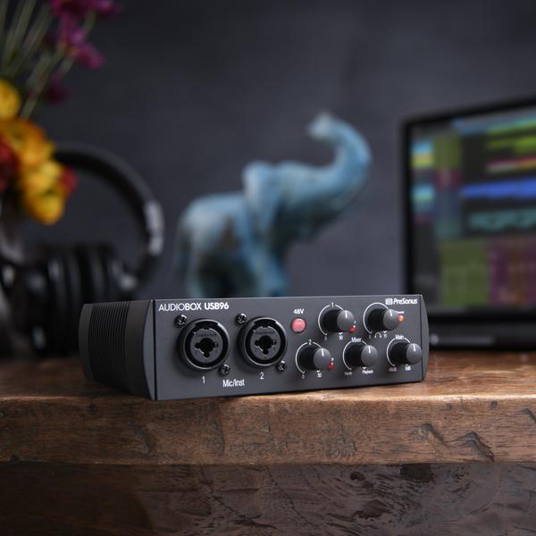 PreSonus AudioBox USB 96 25th Anniv Ed – Interfejs Audio USB
