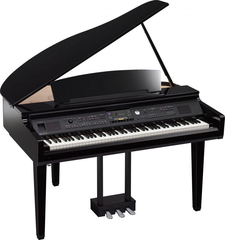 253 Best Images About Piano Music On Pinterest: Yamaha CVP 609GP Fortepian Cyfrowy Z Funkcjami Aranżera