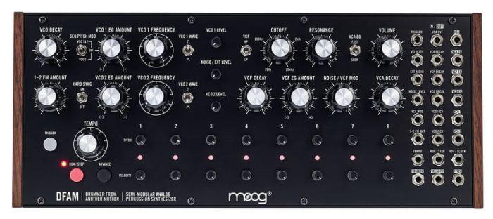 MOOG DFAM - syntezator analogowy