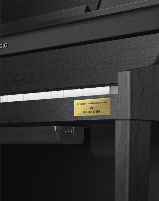 CASIO GP-400  Hybrydowy instrument  o wyjątkowym poziomie realizmu