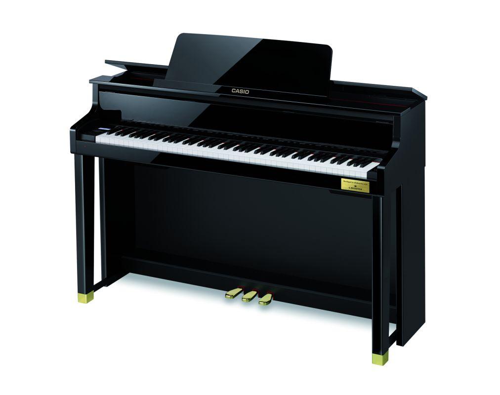 CASIO GP-500  Hybrydowy instrument  o wyjątkowym poziomie realizmu