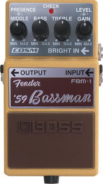 BOSS FBM-1, efekt gitarowy
