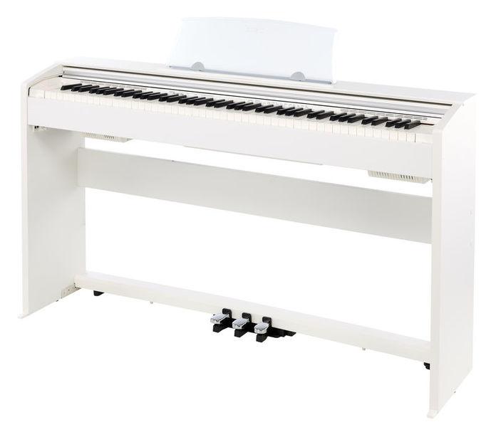 Casio PX-770 WE, pianino cyfrowe