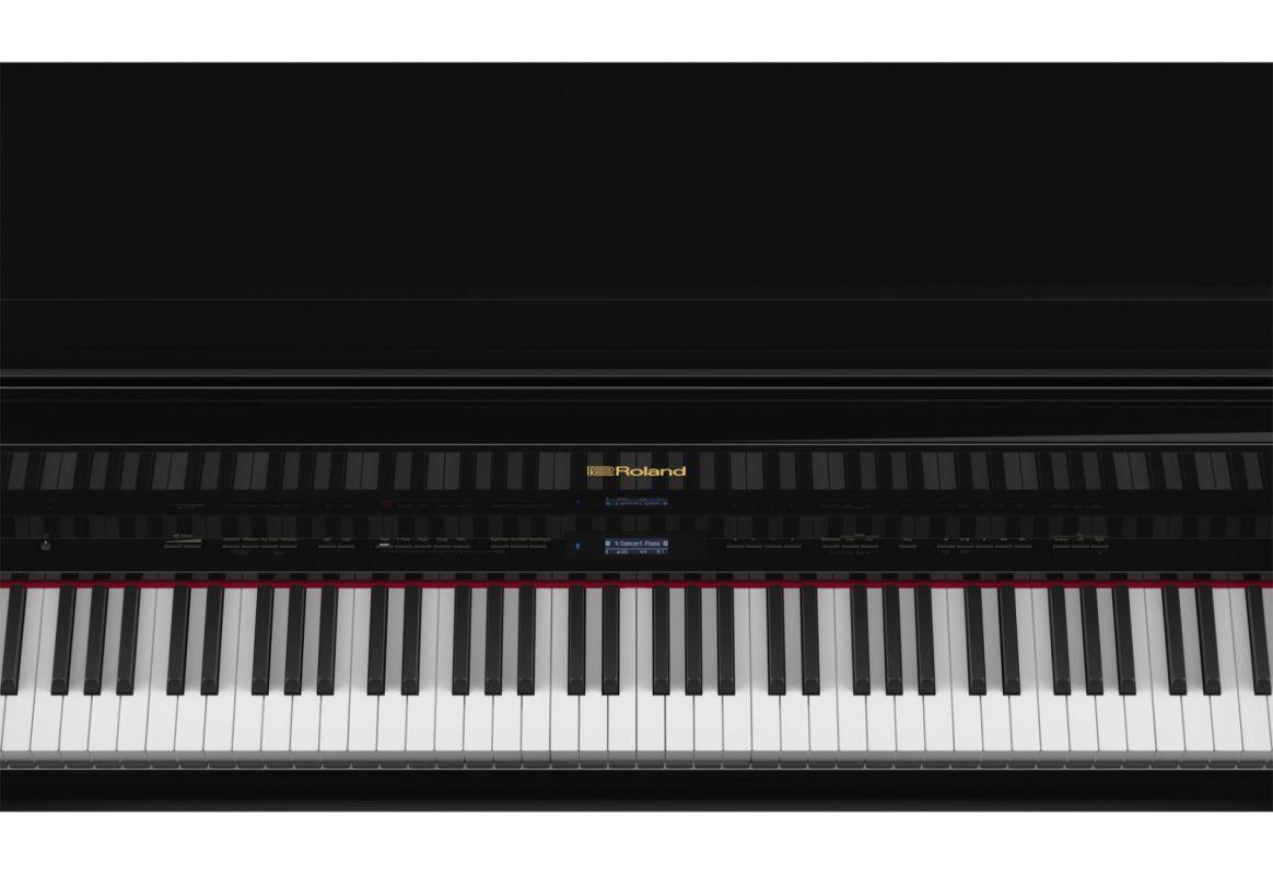 Roland LX-17, pianino cyfrowe