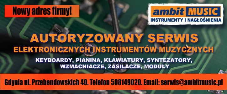 Serwis instrumentów muzycznych, naprawa.