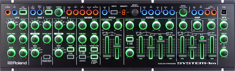 Roland SYSTEM-1m, syntezator