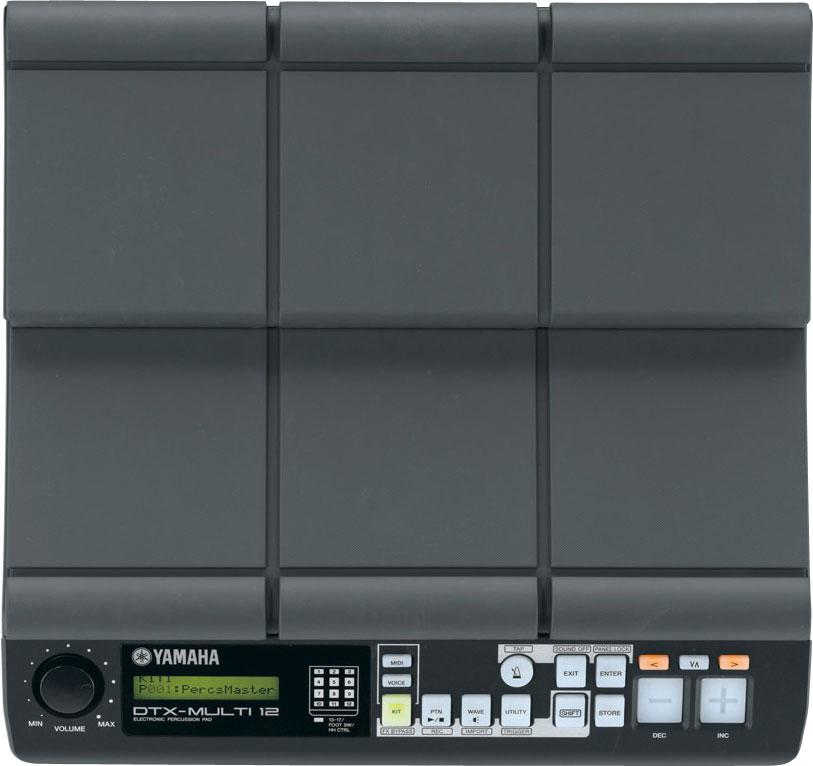 YAMAHA DTX-M12, wielofunkcyjny pad perkusyjny