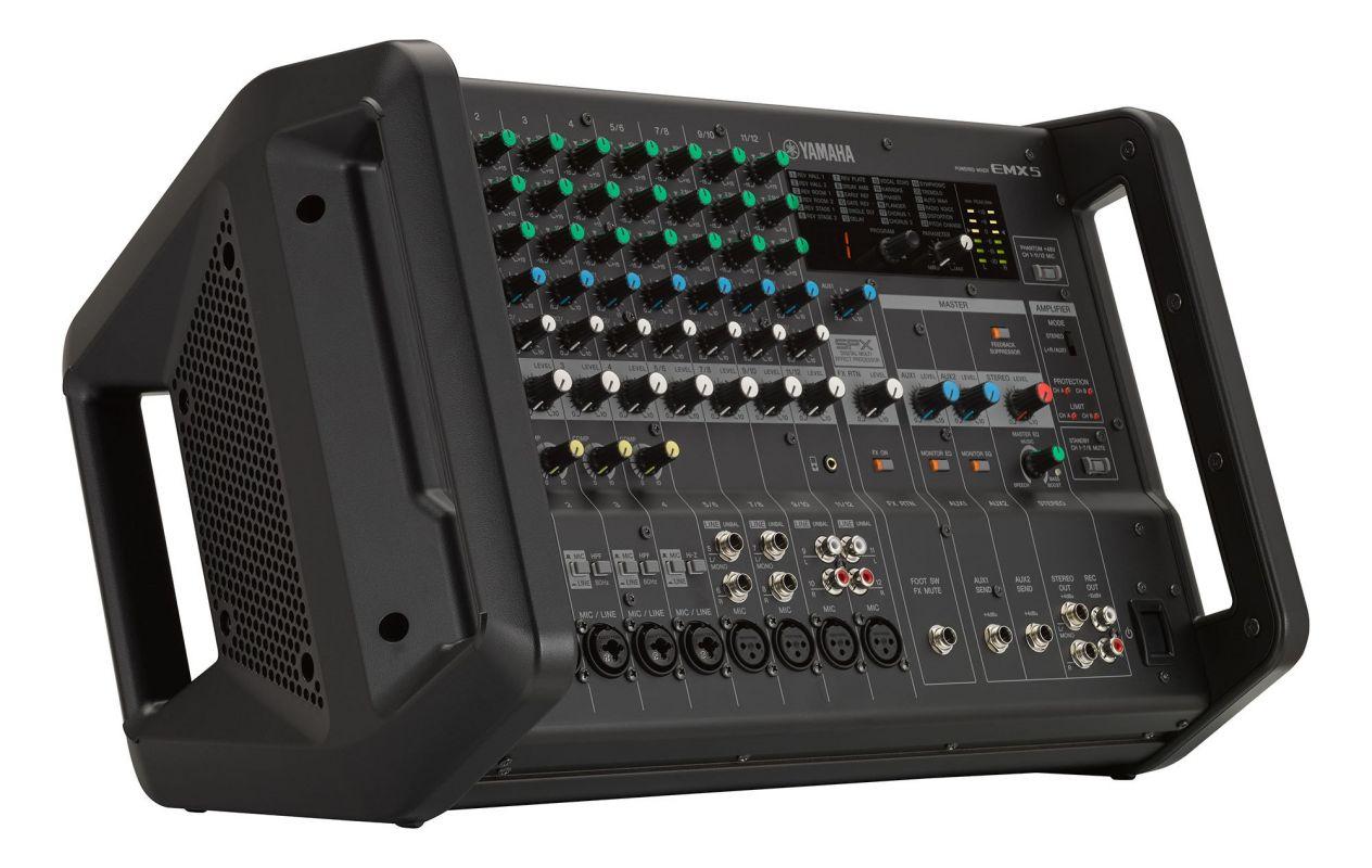 YAMAHA  EMX5, power mixer