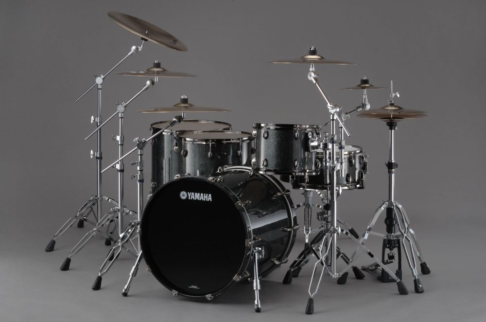 Drum Set Wallpaper Yamaha Oak Custom Drum Set