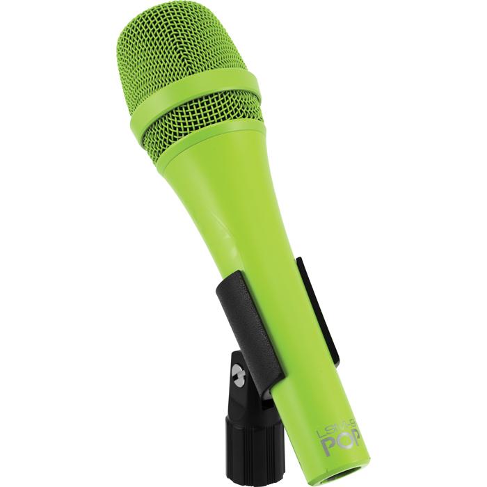 MXL POP LSM-9 zielony - Mikrofon dynamiczny